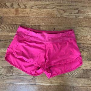 Lululemon Speed Shorts Boomjuice 6